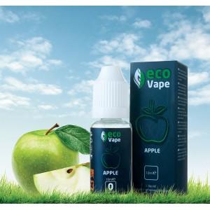 Жидкость для электронных сигарет Eco Vape – Apple (Яблоко) 10 мл