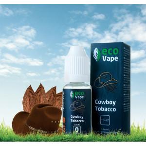 Жидкость для электронных сигарет Eco Vape – Cowboy Tobacco 10 мл