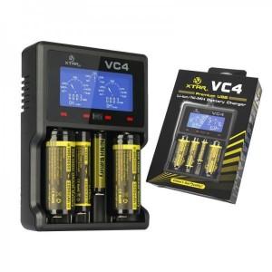 Купить Зарядное устройство XTAR VC4 в Украине