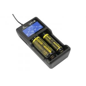 Купить Зарядное устройство XTAR VC2 для Li-Ion аккумуляторов в Украине