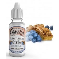Capella - Blueberry Cinnamon Crumble
