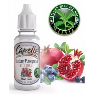 Ароматизатор Capella - Blueberry Pomegranate with Stevia