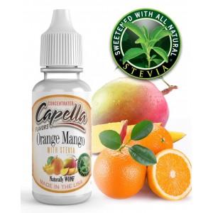 Capella - Orange Mango with Stevia