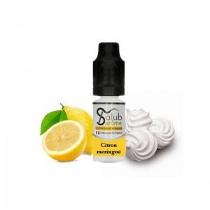 Ароматизатор Solub Arome - Citron meringue
