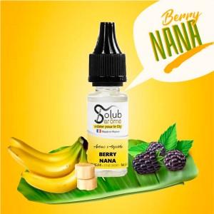 Ароматизатор Solub Arome - Berry nana