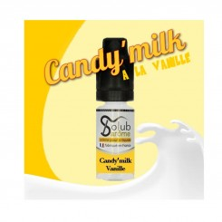 Solub Arome - Candy'milk vanille