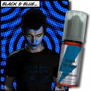 Ароматизатор T-Juice BLACK N BLUE