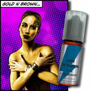Ароматизатор T-Juice GOLD N BROWN