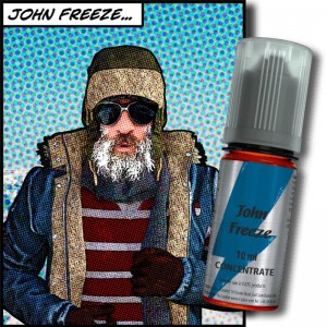 Ароматизатор T-Juice JOHN FREEZE
