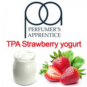 Ароматизатор TPA Strawberry yogurt