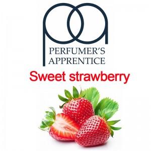 Ароматизатор TPA Sweet strawberry (Сладкая Клубника)