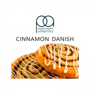 TPA Cinnamon Danish (Булочка с корицей)