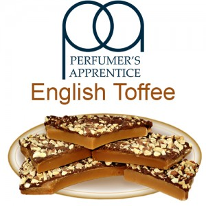 TPA English Toffee (Английская сливочная ириска)