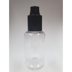 Флакон для жидкостей с солевым никотином 30мл
