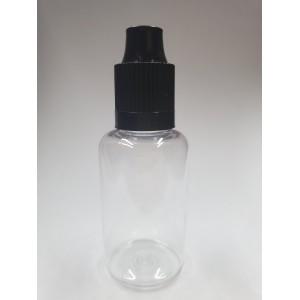 Флакон для жидкостей с солевым никотином 50мл