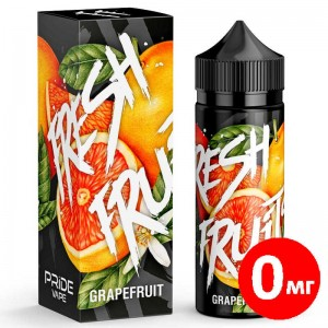 Жидкость PRIDE Fresh Fruits - Grapefruit
