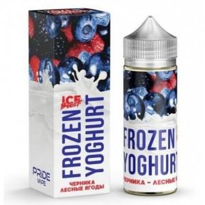 Жидкость Frozen Yoghurt -Лесные ягоды Черника