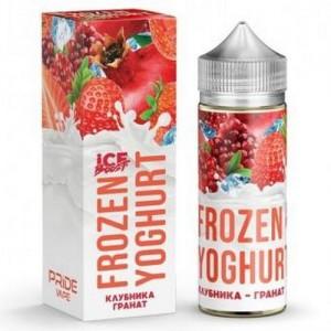 Жидкость Frozen Yoghurt - Клубника Гранат