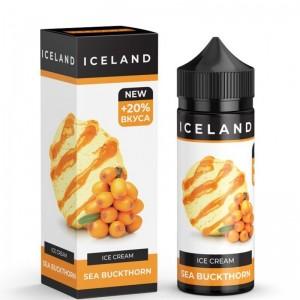 Жидкость PRIDE Iceland - Sea buckthorn