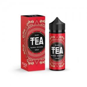 Жидкость TEA Black - Малина Брусника
