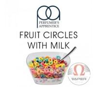 TPA Fruit Circles with Milk (Фруктовые колечки с молоком)
