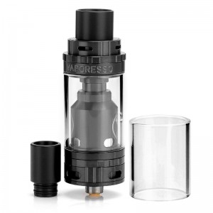 Обслуживаемый атомайзер Vaporesso Gemini RTA - 3.5ml Black