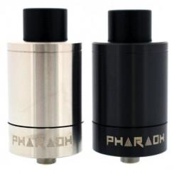 Dijiflavor Pharaoh 25 Dripper Tank Black,Silver