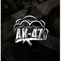 AK47 – премиальная жидкость для ценителей свободы и комфорта.