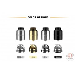 Geekvape Peerless RDA Special Edition Gold, Silver