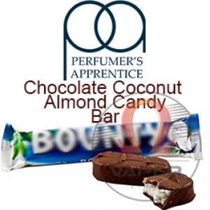 TPA Chocolate Coconut Almond Candy Bar (Баунти)