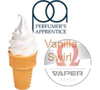 TPA Vanilla Swirl (Ванильное мороженное)
