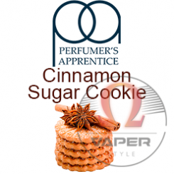 TPA Cinnamon Sugar Cookie (Сахарное печенье с корицей)
