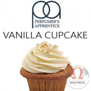 Ароматизатор TPA DX Vanilla Cupcake (Ванильный капкейк)