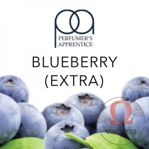 Ароматизатор TPA Blueberry (Extra) (Черника Экстра)